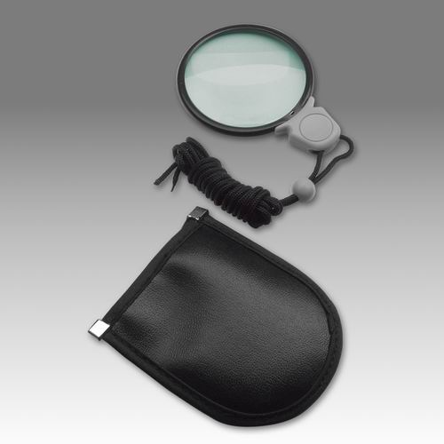 D 087 – LCH NL50 G - Pocket hand-glass in case