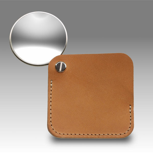 D 226 - LPK 4502 K - Sliding magnifier in leather