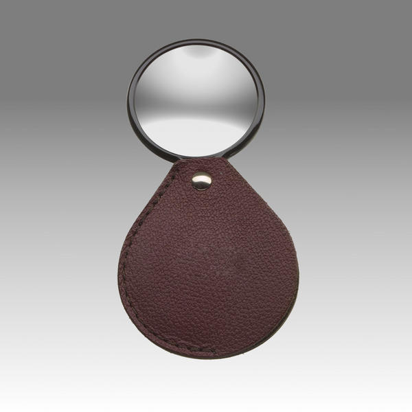 D 223 - LK 45 - Sliding magnifier in leather