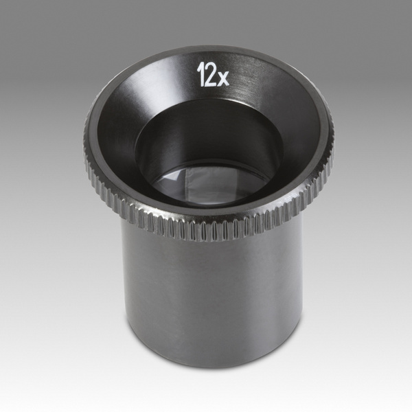 Brinell - aplanatic gauging magnifier - D 201B - LMK 8