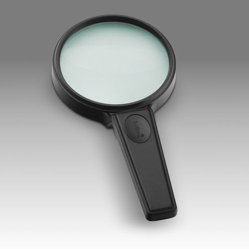 D 022 - LCH RH90G - Magnifier for reading with raised handle