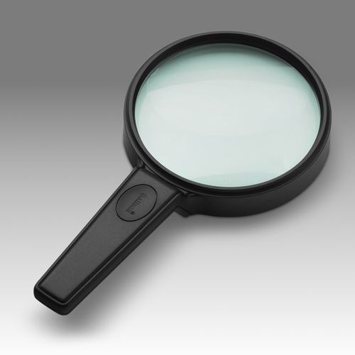 D 023 - LCH RH11 G - Magnifier for reading with raised handle