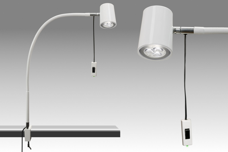 D 640 - HS 007 - 20 NTO - Halogen lamp with conical lampshade